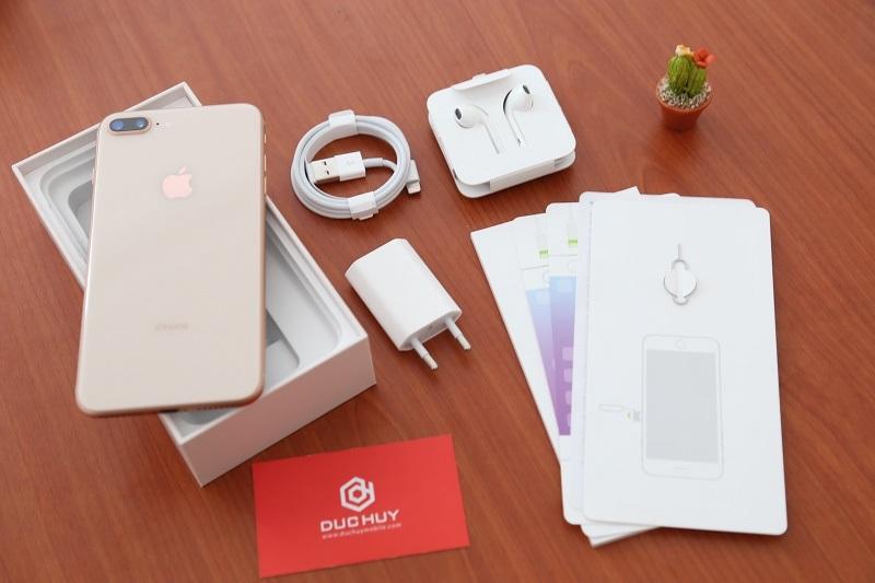 iphone 8 plus 64gb bản mỹ máy