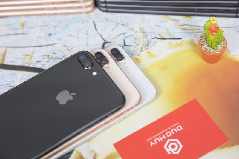 iphone 8 plus thiết kế