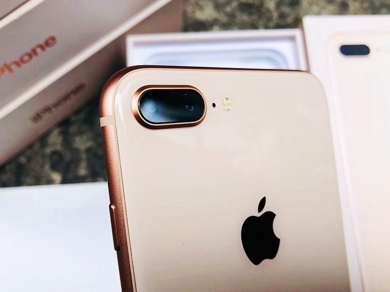 iPhone 8 Plus 64GB FPT chưa active trôi bảo hành thiết kê