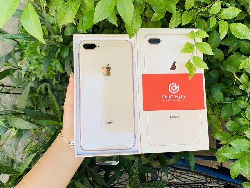 iphone 8 plus vn mới nguyên seal máy