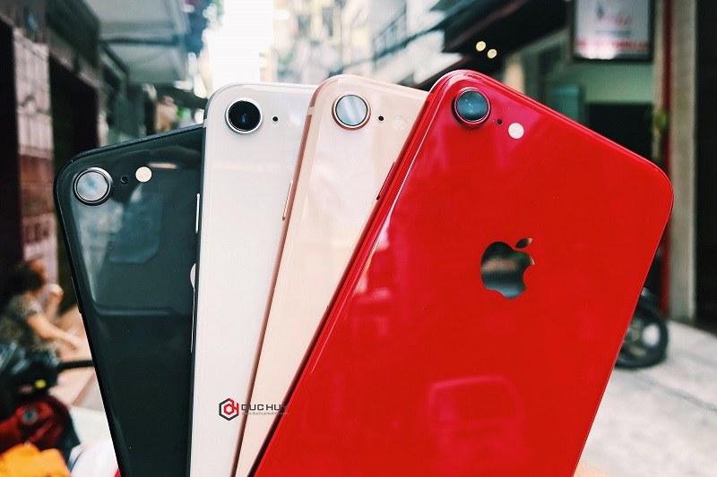iphone 8 cũ đánh giá camera