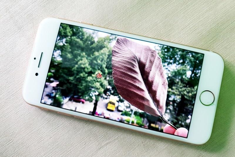 iphone 8 cũ đánh giá màn hình