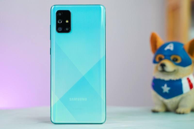 smartphone ngon hơn se 2020, a71