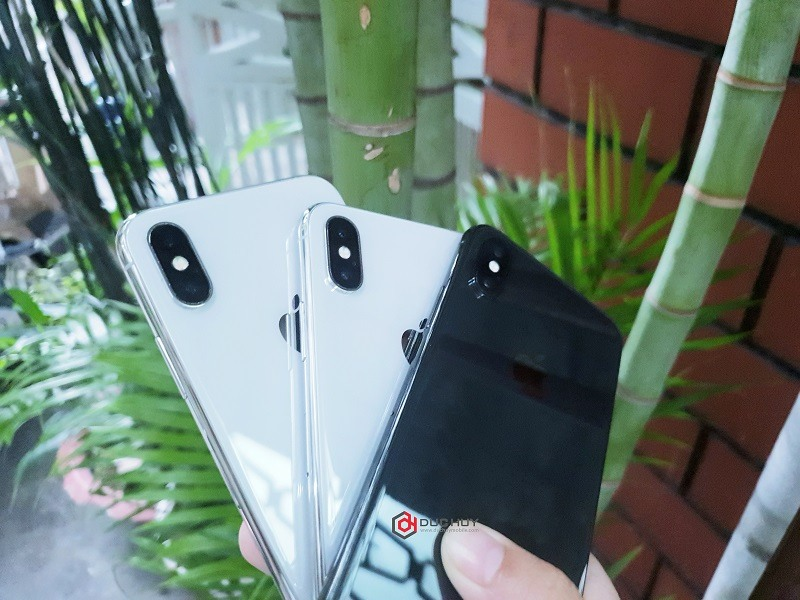 đánh giá iphone x 64gb cũ camera