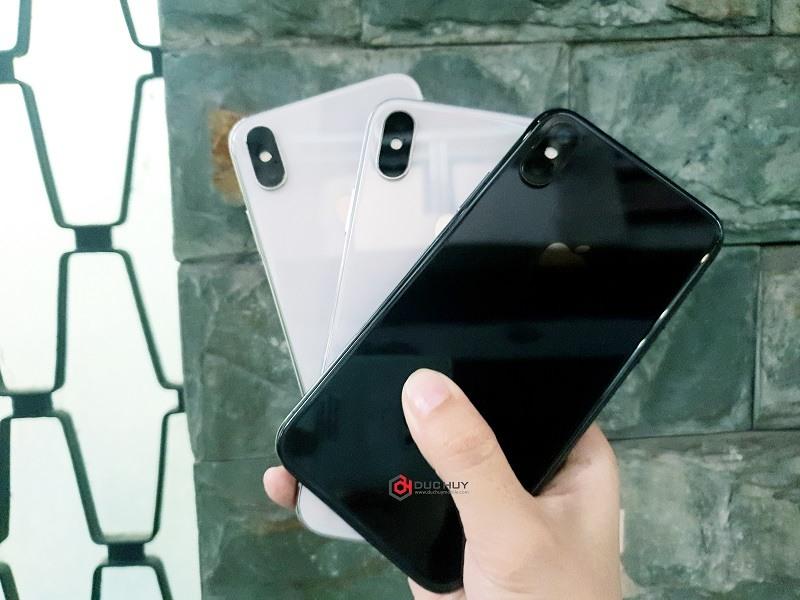 đánh giá iphone x 64gb cũ máy