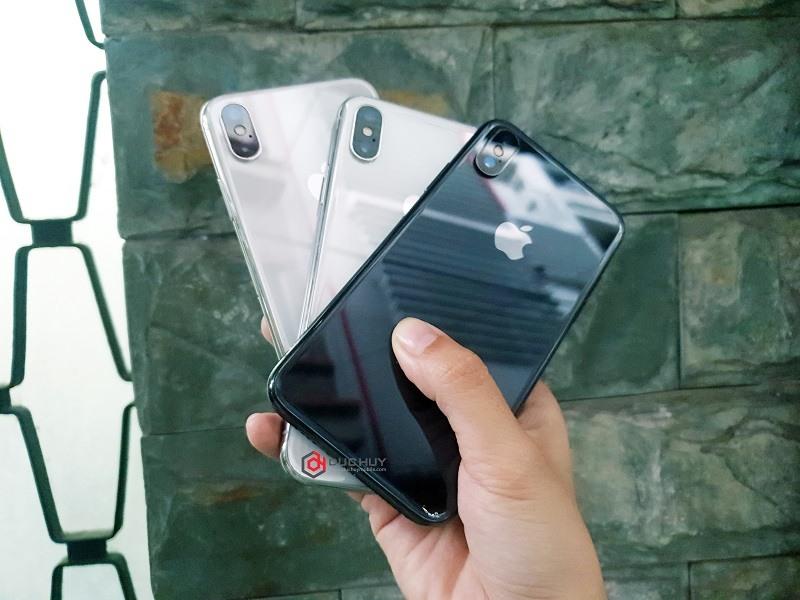 đánh giá iphone x 64gb cũ thiết kế