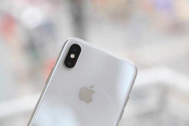 đánh giá iphone x camera chính