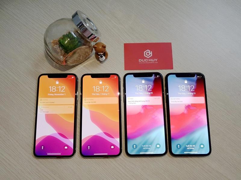 hiệu năng iphone x cũ đáp ứng đầy đủ tác vụ