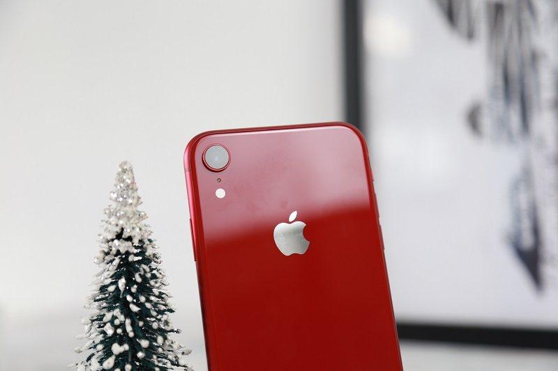 đánh giá iphone xr camera