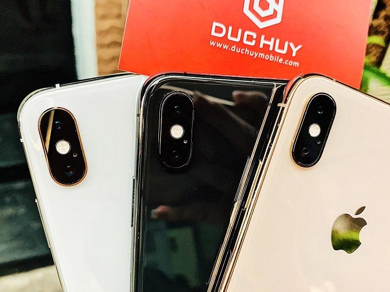 đánh giá iphone xs max 512gb cũ camera