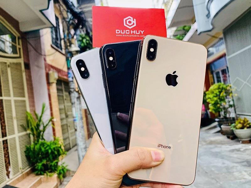 đánh giá iphone xs max 512gb cũ máy