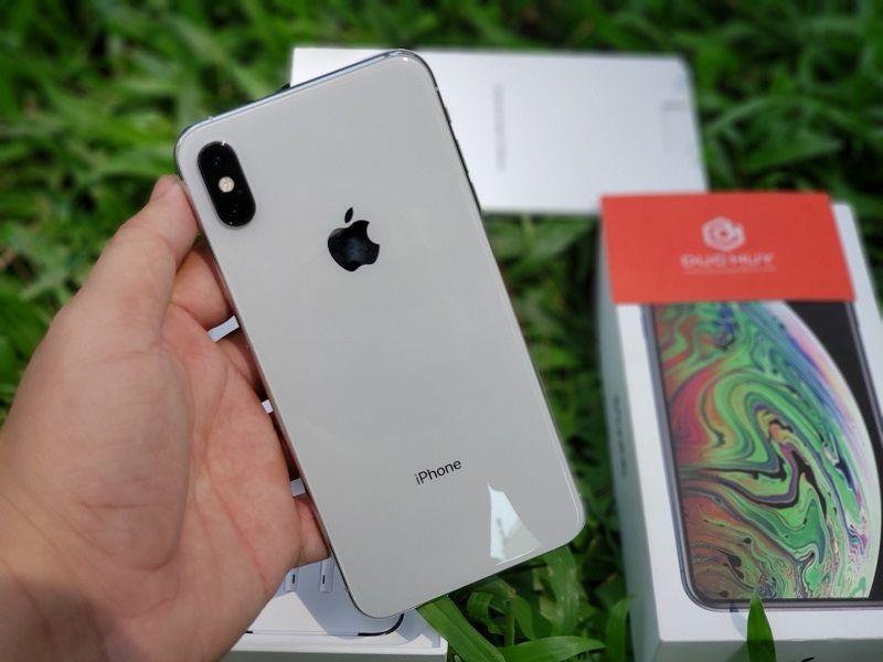 đánh giá iphone xs max lock thiết kế