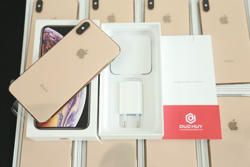iphone xs max 256gb fullbox