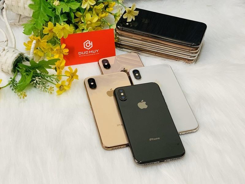 đánh giá iphone xs cũ số lượng mới