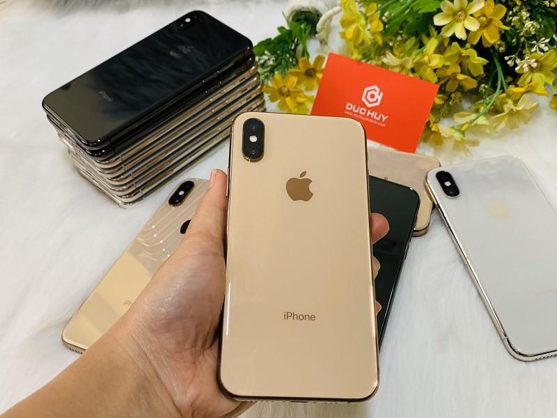 đánh giá iphone xs cũ thiết kế mới