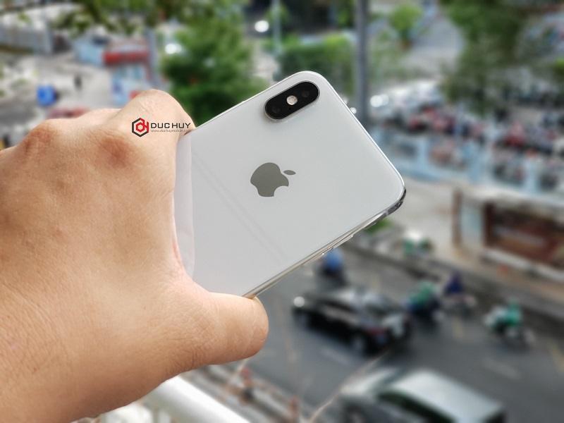 iphone xs cũ đánh giá camera sau