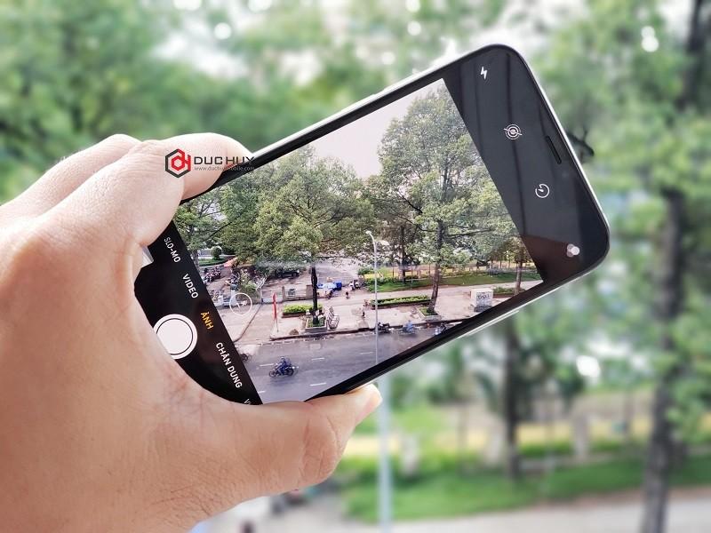 iphone xs cũ đánh giá camera