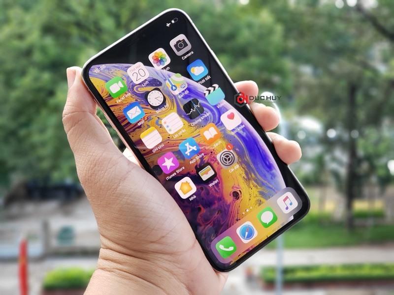 cấu hình iphone xs mạnh mẽ
