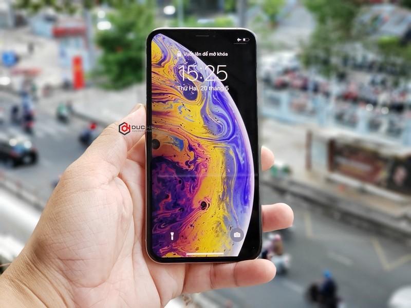 iphone xs cũ đánh giá màn hình