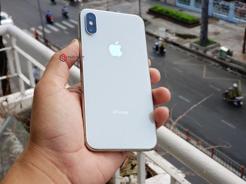 iphone xs cũ đánh giá thiết kế