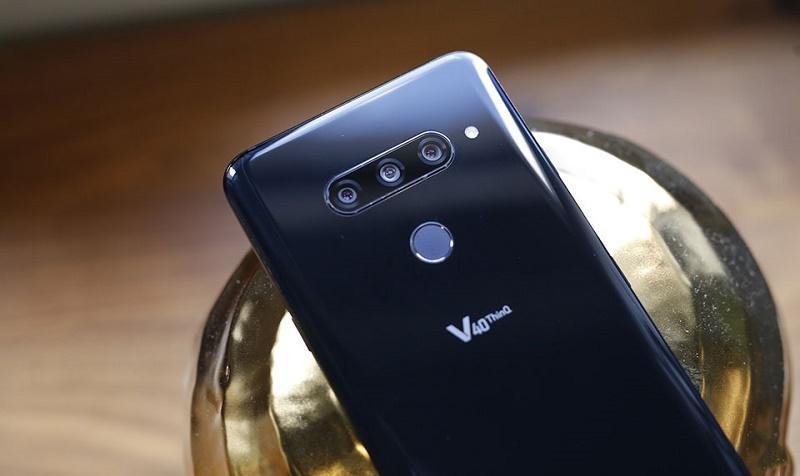 lg v40 thinq đánh giá camera chính