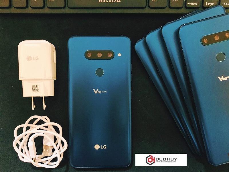 lg v40 thinq đánh giá thiết kế