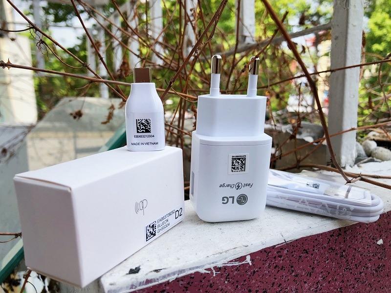 Mở hộp LG V50 ThinQ 5G tại Đức Huy Mobile - 263405