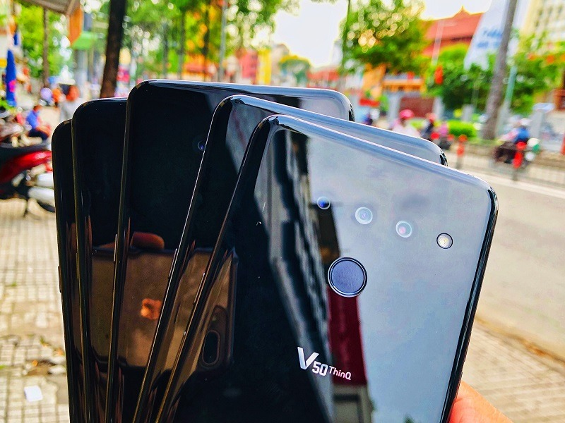 LG V50 ThinQ 5G có hiệu năng mạnh mẽ