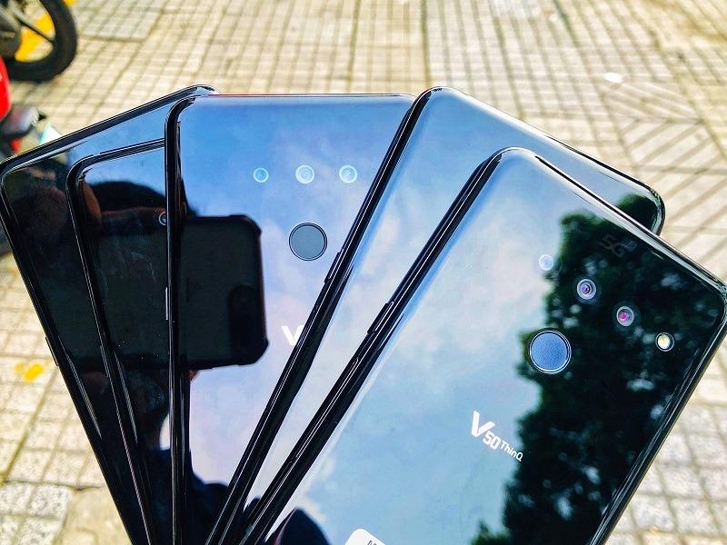 LG V50 ThinQ 5G số lượng nhiều
