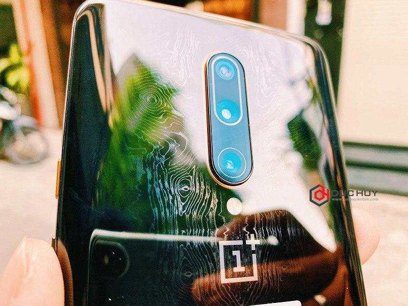 Camera OnePlus 7T Pro McLaren Edition