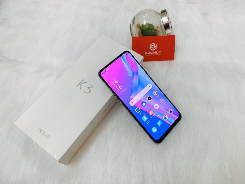 Oppo K3 màn hình