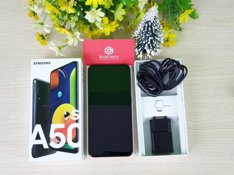 Galaxy A50s Fullbox