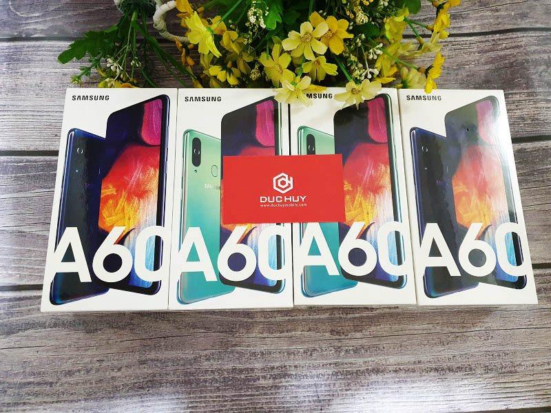 Đánh giá Samsung Galaxy A60 Fullbox