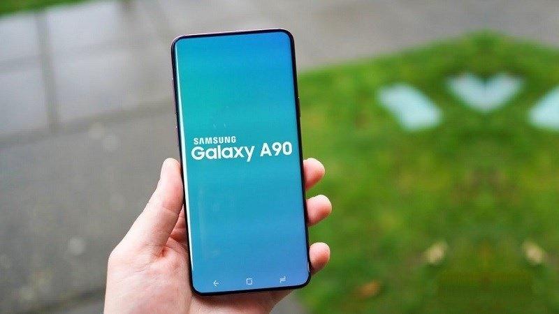 samsung galaxy a90 sắp ra mắt