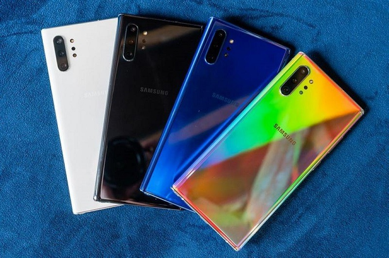 note 10 plus công ty