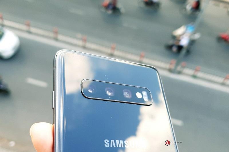 đánh giá galaxy s10 mỹ mới camera