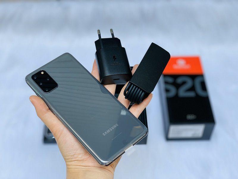 Samsung Galaxy S20 Plus công ty hiệu năng