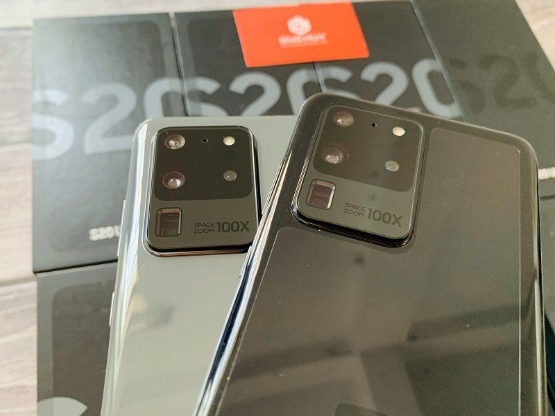 đánh giá galaxy s20 ultra camera
