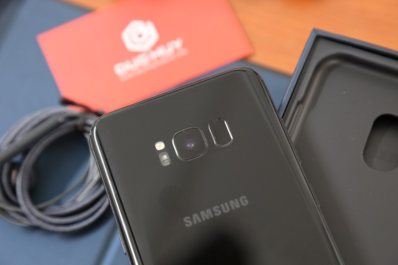 đánh giá samsung galaxy s8 plus mỹ camera