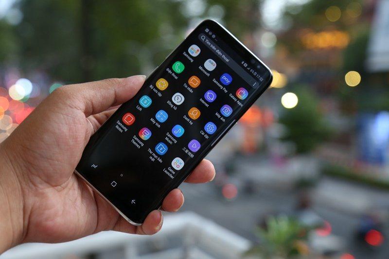 Galaxy S8 màn hình