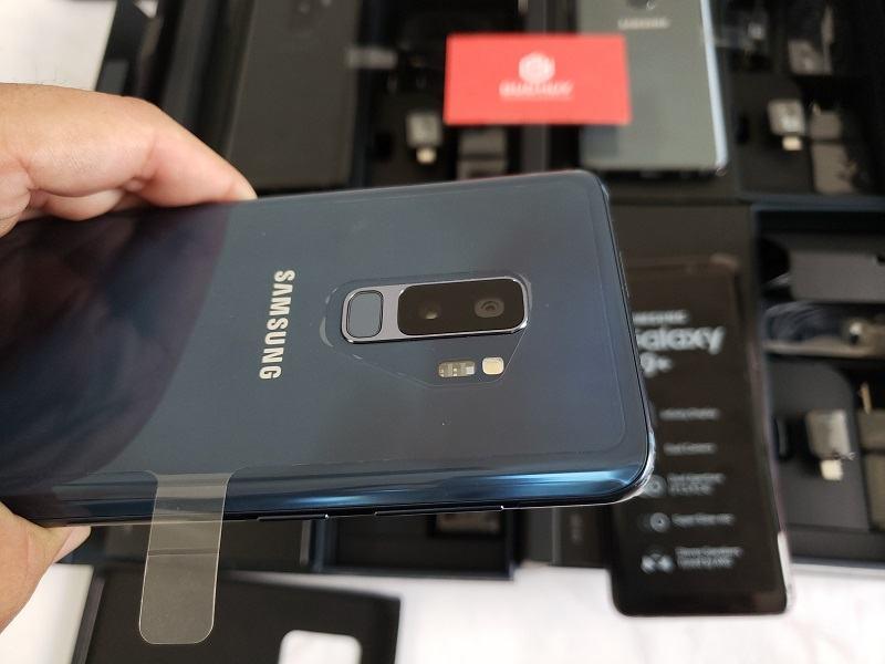đánh giá samsung galaxy s9 plus cty camera