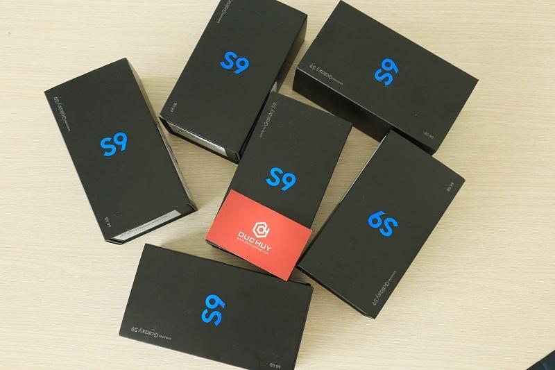 s9, s9 plus công ty trôi bảo hành số lượng