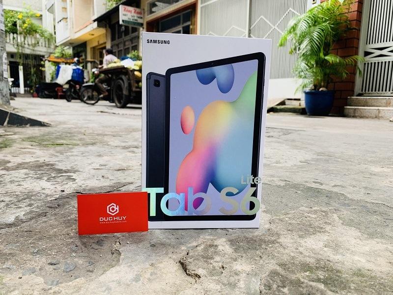 Tab S6 Lite có cấu hình mạnh mẽ