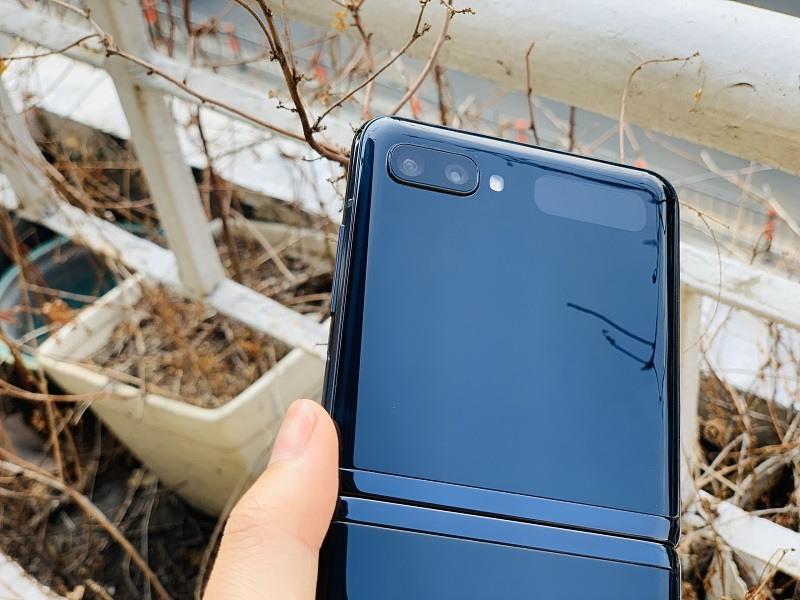 Camera Samsung Galaxy Z Flip