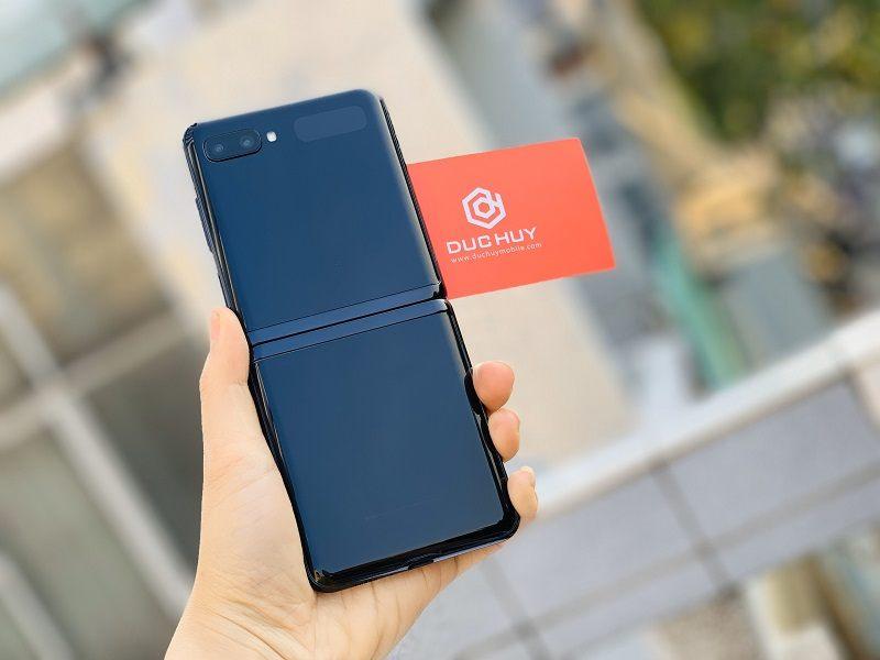 Thiết kế Samsung Galaxy Z Flip sang trọng