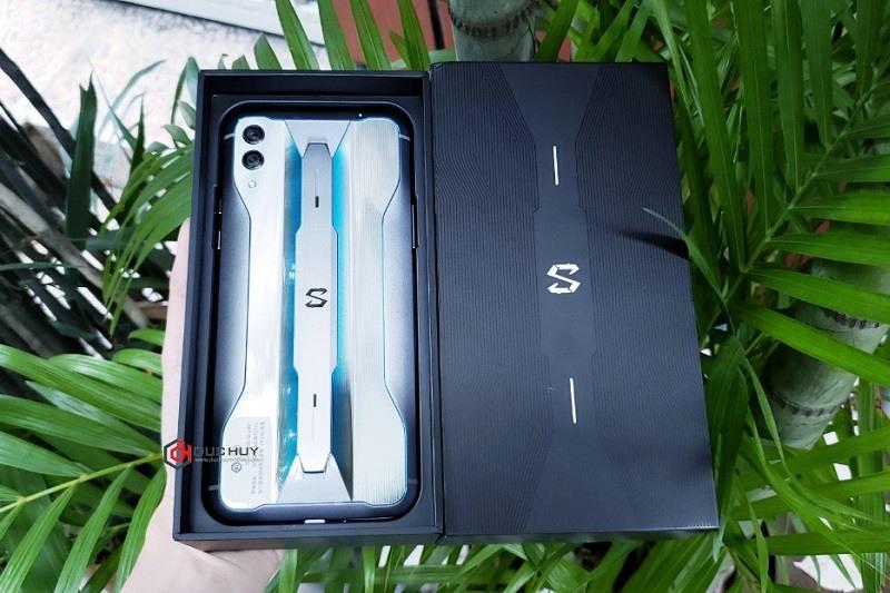 đập hộp xiaomi black shark 2 pro máy