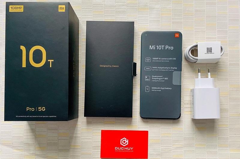 đánh giá xiaomi mi 10t pro chính hãng fullbox