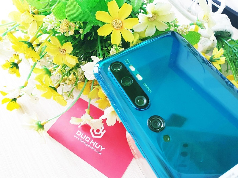 đánh giá xiaomi mi cc9 pro camera