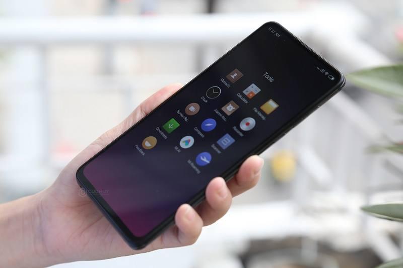 xiaomi mi mix 3 có cấu hình khủng, chip Snapdragon 845