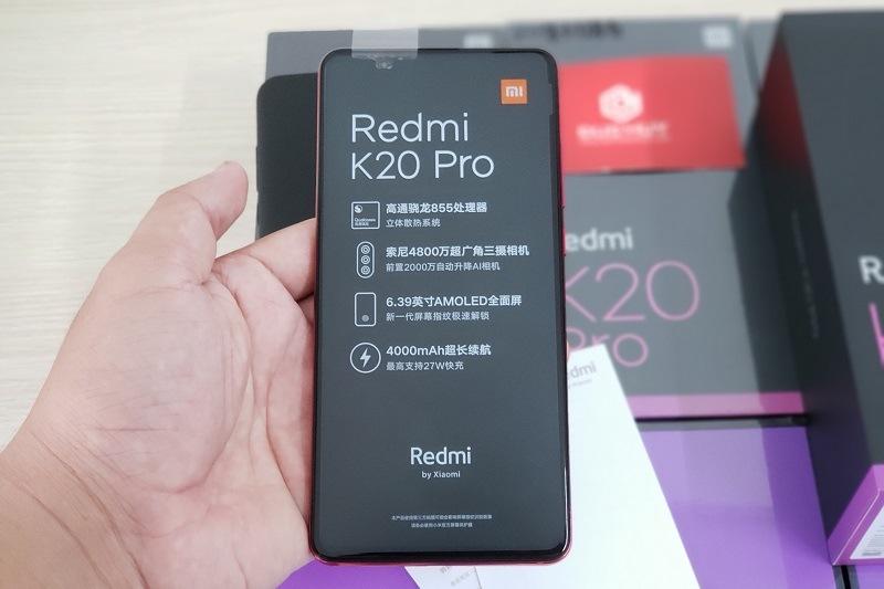 đánh giá redmi k20 pro màn hình đức huy mobile